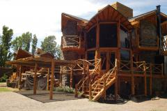 Cabañas Altos del Lago, Tandil.