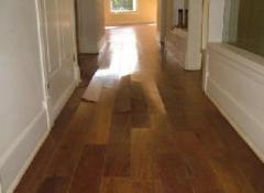 Humedad en pisos de madera