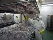 Servicio integral de limpieza de máquinas extractoras