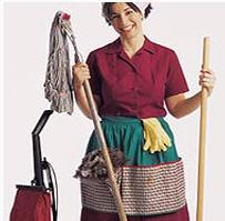 Servicio especial de limpieza