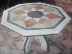 Fabricación de articulos de granito y mármol