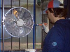 Instalación de ventilación