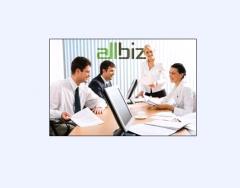 Servicios de consultoria e información