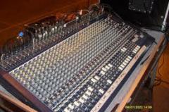 Production of audio appliances