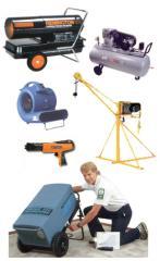 Alquiler de equipos utiles