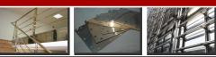 Desarrollo y fabricación en hierro y acero