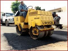 Reparación de Baches y Pavimentación