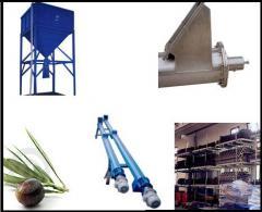 Construcción de maquinas para la producción de