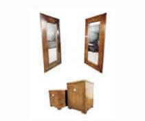 Colocación de vidrios y espejos