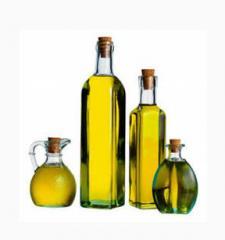 Exportación de aceite crudo y comestible