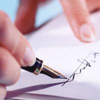 Generación de Registro de Firmas