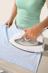 Services of rent and hire of irons