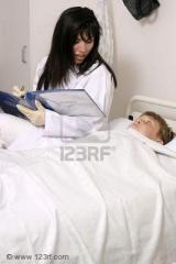 Cuidado de personas a domicilio,hospitales y sanatorios