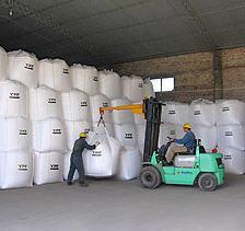 Servicios de complejos en almacenamiento de fertilizantes