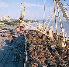 Servicios portuarios de depósitos propios