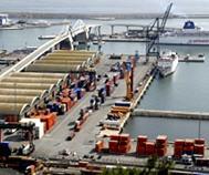 Logística del transporte marítimo