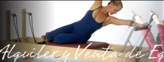 Alquiler Aparatos Pilates