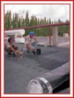 Colocacion de Membranas para Terrazas