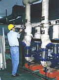 Instalación de Equipos de Aire Acondicionado Centrales o Individuales de Ambiente