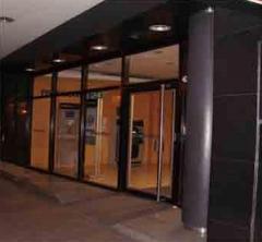 Fachada de Banco Patagonia