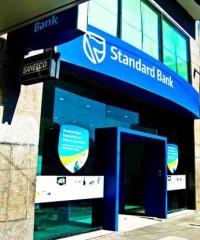 Fachada de Banco Standard Bank