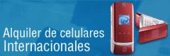 Alquiler de Celulares Internacionales