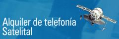 Alquiler de Telefonía Satelital