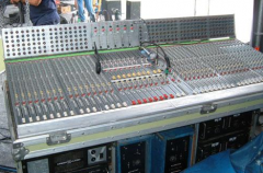 Lease of sound-amplifying equipment