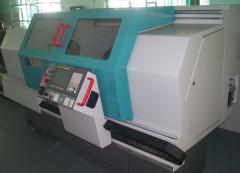 Mecanizado en Torno