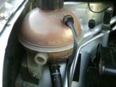Cambio de liquido refrigerante