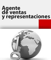 Agente de ventas y representaciones
