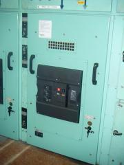 Retrofit de celda M.T. tipo IATE de 13,2 kV - 800 A - S.T. Pinamar - Transba