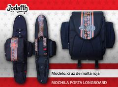Mochila Porta Longboard