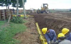 Gasoductos Troncales y de Aproximación, de Media y Alta Presión