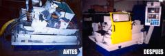 Trabajos Realizados - Máquina Rectificadora Zema Numérica