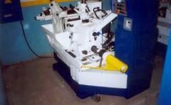 Trabajos Realizados - Máquina Rectificadora Sin Centro Marca Berco