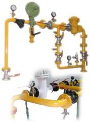 Estaciones Regulación de Gas