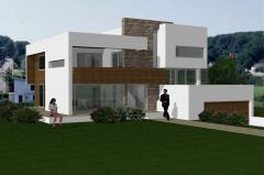 Anteproyectos y Proyectos de Casas Urbanas y Countries