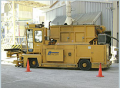 Maintenance of cleaning professional equipment