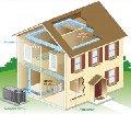 Aire acondicionado central o local comandado a través de PLC y/o PC.