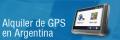 Alquiler de GPS en Argentina